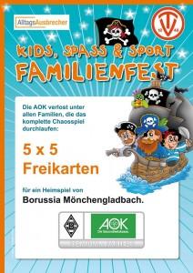 Familienfest_AOK_Borussia_Mönchegnladbach